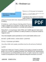 Modulo 2 ECDL - Giovanni Saba