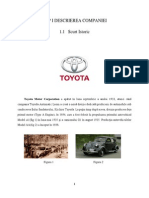 Plan de Marketing Toyota
