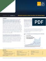 Q3 2013 Bermuda ILS Market Report