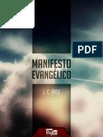 Livro eBook Manifesto Evangelico