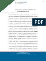 Informe Pif Escenarios Educativos