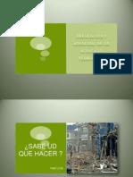 Presentacion Prevencion Julio 2012