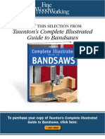 Guide to Band Saws