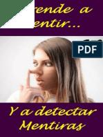 Aprende a Mentir y a Detectar Mentiras [C78]