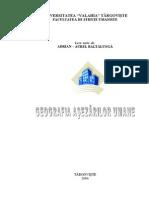 Geografia Asezarilor - Idd 2006