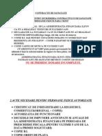 Acte Necesare Pentru Incheierea Contractului de Sanatate Persoane Fizice Fara Venit