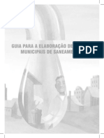 Guia Elaboracao de Planos de Sanemento Min Das Cidades