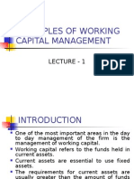 Principles of Working Capital Management-1