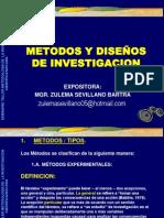 METODOS -Y-DISENOS-DE -INVESTIGACION.ppt
