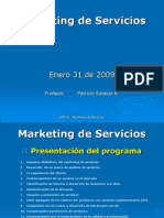 Marketing de Servicios(13ppt)