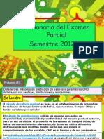 Solucionario Del Examen Final MANTE2012B