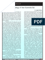 War Strategy of Veer Surendra Sai
