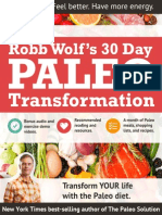 30 Day Paleo Transformation