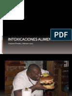 INTOXICACIONES ALIMENTARIAS (2)