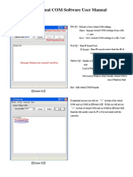 Tcp-Virtual Com Software User Manual
