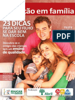 Cartilha Familia