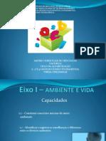 MATRIZ CURRICULAR DE CIÊNCIAS 1,2,3 ANOS VERSAO PRELIMINAR