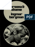 1972,Persona and Shame-The Screenplays