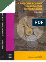 41192319 Robert Gilpin a Economia Politica Das Relacoes Internacionais 2002 1