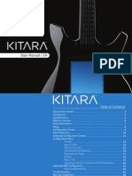 Kitara UserManual
