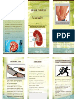 renal failure pamphlet
