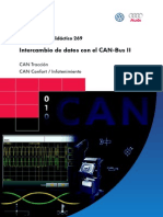 269 Intercambio de Datos Con El CAN-BUS II