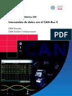 269 Intercambio de Datos Con El CAN-BUS II