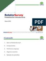 Presentacion de RotatorSurvey Ver 3
