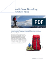 Leadership Myths - Deloitte
