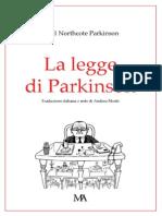 legge di Parkinson