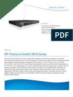 ProCurve Switch 2610 Series