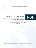 Annual Work Plan 2013