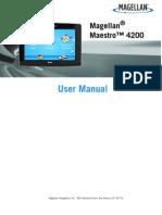 Maestro 4200 Manual