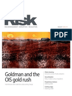 Goldman and the OIS gold rush