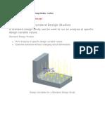 145 - Understanding Standard Design Studies