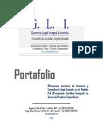 Propuesta de Servicios Gli Colombia Agosto 2013