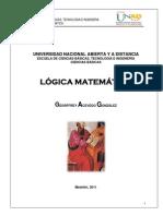 Modulo de Logica Matematica Actualizado 2011