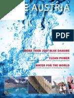Blue Austria Water