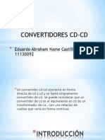 Convertidores CD CD