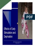 31 Early Stimulation