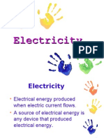 power point presentation on science form 3 electricity.