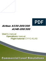 CLS A330-A340 Document Version 4.5