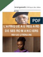 L'Afrique au regard de ses romanciers - l'Afrique des Idées
