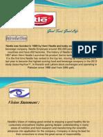 Nestle FINAL REPORT