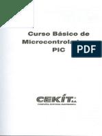 3bxl Pic Curso Basico de Microcontroladores Pic Cekit