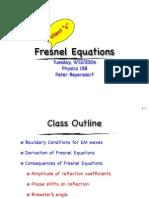 9 12 Fresnel Equations 8