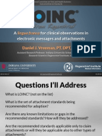 2013 02 27 - LOINC from Regenstrief - A lingua franca for clinical observations in electronic messages and attachments