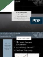 E-Discovery for Judges01.13