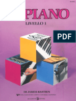 Metodo Bastien per lo studio del Pianoforte