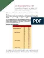 Impuesto General a Las Ventas